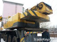 XCMG  QY10  truck  crane