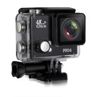4K HD action camera 45m waterproof underwater sports cam as SJ GO PRO 4