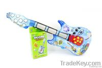 Battery Operated Inflatable Guitar