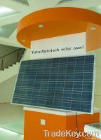 225W Polycrystalline Silicon Solar Module