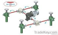 Multiple Screw Jack Systems