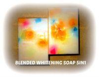 BLENDED WHITENING SOAP 5IN1