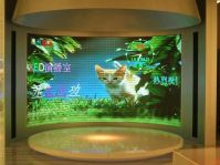 High Brightness Energy - Saving Full Color Electronic Indoor LED Screens SMD 3in1 (MledP6-3)