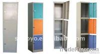 Three door cothes cabinet