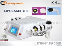 New products for 2013 lipo laser with rf machine