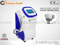 Hair removal diode laser beauty machine /permanent  hair removal salon