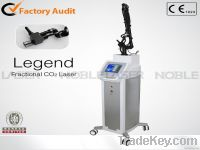 Medical co2 fractional scar removal laser beautyequipment
