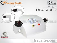 2013 New technology skin care machine radio frequency laser