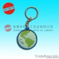 Soft Pvc Keychains / Keyrings