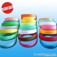 Silicone Rubber Wristbands