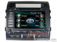 Toyota Land Cruiser Radio DVD GPS Navigation Autoradio Headunit