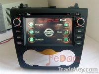 Nissan Altima car Radio DVD GPS Navigation stereo headunit Autoradio