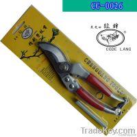 8 inch high carbon steel  pruning shear