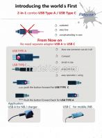 USB2.0/3.0 type C Flash Drive
