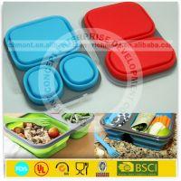 new 2014 kitchenware silicone lunch box