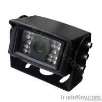 Commercial vehicle rear view camera