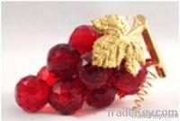 Crystal Grape Bunch