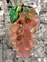 Crystal Decoration Grape Bunch Stand