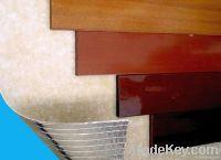 floor rubber underlay