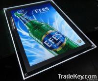 Single side Crystal light box