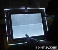 Single side Crystal light box(picture easy change kind)