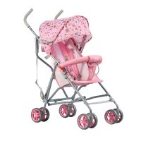 CoBaby 2 In 1 Baby Car, 3.8kg Lightweight Portable Baby Prams, Bassinet Stroller System can be Onboard