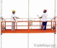 suspended platform/working platform/cradle/gondola/swing stage