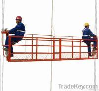 suspended platform/cradle/working platform/gondola