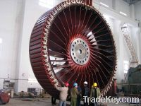 hydraulic turbine generator set