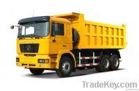 RHD dump trucks 6x4/6x6/8x4