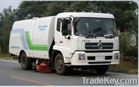 vacuum road/street sweeper trucks