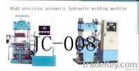 automatic hydraulic molding machine