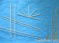 best seller disposable bamboo toothpick/stick