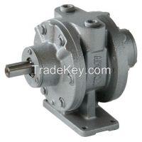 Rotary Vane Air Motor, Cast Iron, Four or eight vane models