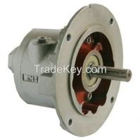Variable Speed Vane Air Motor, Cast iron, four or eight vane models