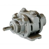 Rotary Vane Air Motor, Cast Iron, Four or eight vane models