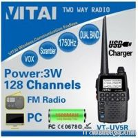 VT-UV5R New handheld mobile radio