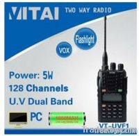 VT-UVF1 New Arrival 5W Mobile Walkie Talkie