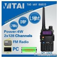 VITAI VT-UV3 Dual Band Walkie Talkie