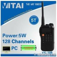 VX-10R 5W Dual Band Handheld Walkie Talkie