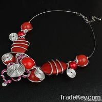 Fashion Aluminum Necklace