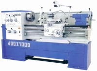 Big Bore Gap-Bed Lathe With Spindle Hole of 80mm, max swing 410/460mm