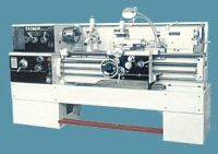 Engine Lathe With Spindle