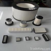 Vacuum HEPA Filter Element