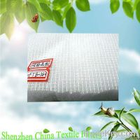Ceiling cotton for spray booth