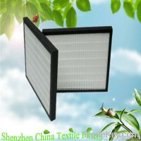 High Efficiency Hepa Air Filter for Health