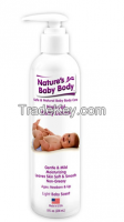 Nature's Baby Body Lotion