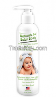 Nature's Baby Body Wash