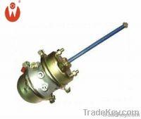 double diaphragm spring brake chamber T2424DD