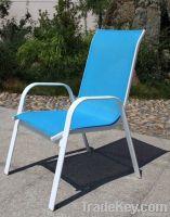 garden stackable chair